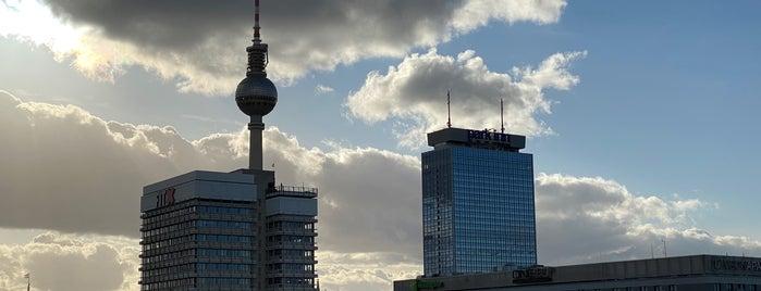Mercure Hotel Berlin am Alexanderplatz is one of BERLIN.