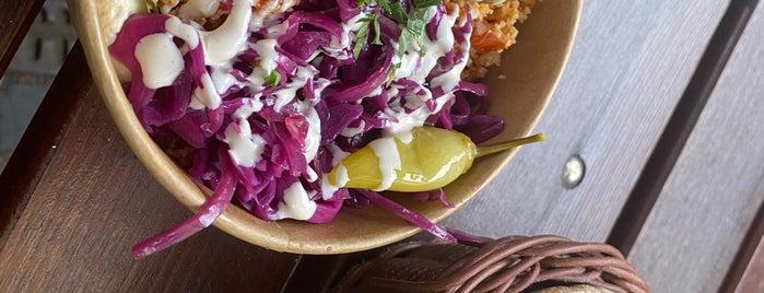 Hummus Küch' is one of Frankfurt.