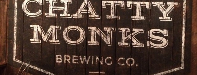 Chatty Monks Brewing Company is one of Posti salvati di Rachel.