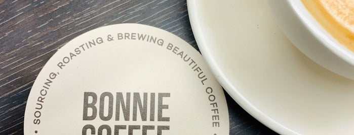 Bonnie Coffee Brewers is one of Melbourne.