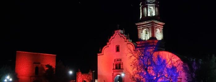 Atrio De Los Olivos Tzintzuntzan is one of Lugares favoritos de Alejandro.