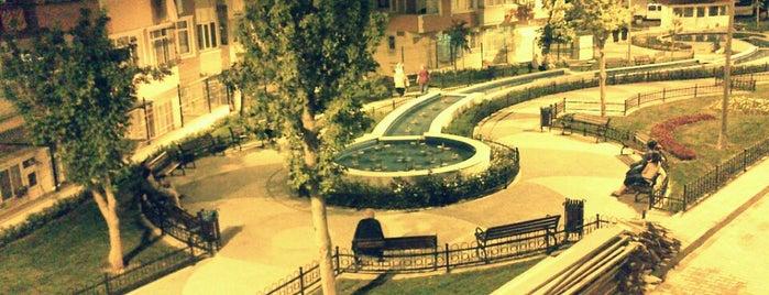 Kırım Parkı is one of Hamide Mehmetさんのお気に入りスポット.