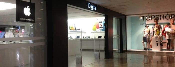 iDigital Store is one of Tel Aviv second best.