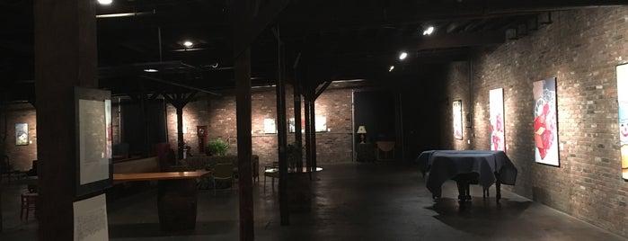 Tim Faulkner Gallery is one of Cezary : понравившиеся места.
