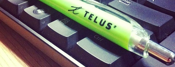 Telus House is one of Follow-Me Spots.