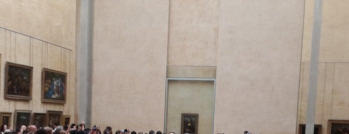 Mona Lisa | La Joconde is one of Lieux qui ont plu à Alvaro.
