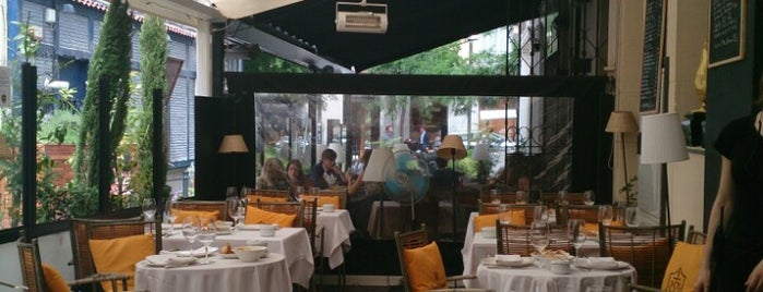 Los Gallos is one of Madrid Gourmand.