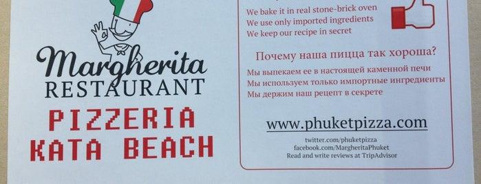 Margherita Restaurant and Pizzeria is one of gezme.