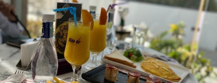 mido cafe is one of Bahrain - The Pearl Of The Gulf.