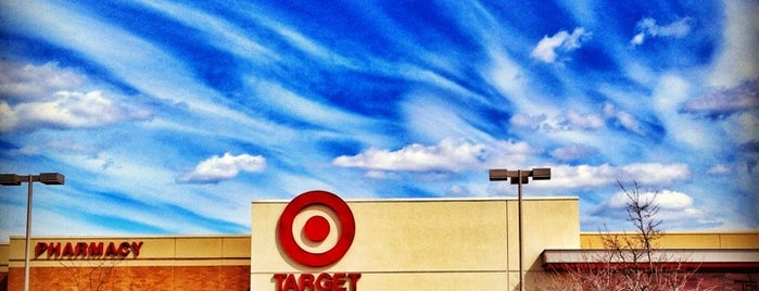 Target is one of Rob's Liked Places.