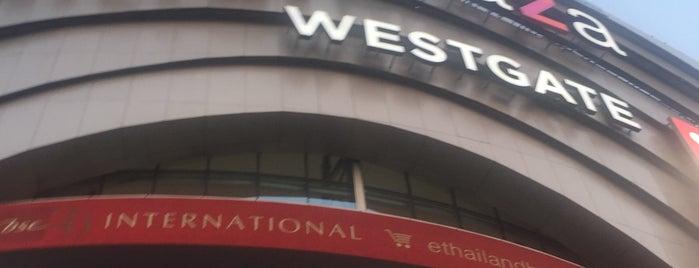 CentralPlaza WestGate is one of Vee'nin Beğendiği Mekanlar.