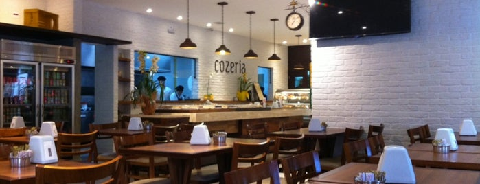 Cozeria - Cozinha & Padaria is one of Tempat yang Disukai Anderson.