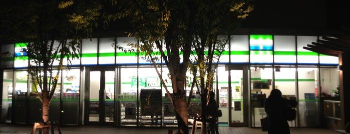 ファミリーマート 小手指タワーズ店 is one of Tの世界.