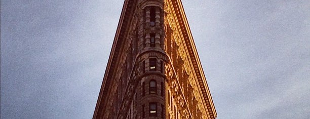 Flatiron District is one of Silicon Alley, NYC (List #2).