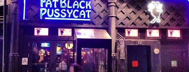 Fat Black Pussycat is one of New York City Classics.