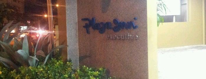 Plaza Inn Executive is one of Specials em Goiânia-GO.