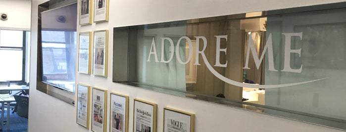 Adore Me is one of NYC Midtown.