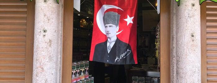 adramut zeytin / zeytinyağı boutique is one of Erdem 님이 좋아한 장소.