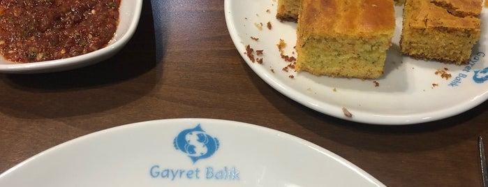 Gayret Balık is one of Istanbul.