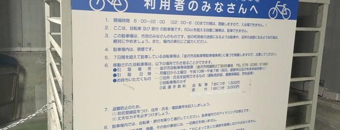 [19]金沢駅B(まちのりポート) is one of Ishikawa.