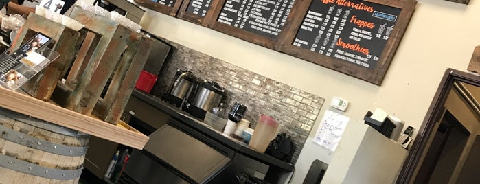 Saddlecreek Coffee is one of Study Places for People that Study.