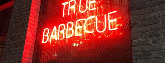 Reds True Barbecue is one of Pez's Liverpool Recommendations.