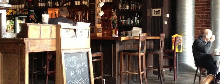 James E. McNellie's Public House is one of 54 Bars Where It's Raining Men.