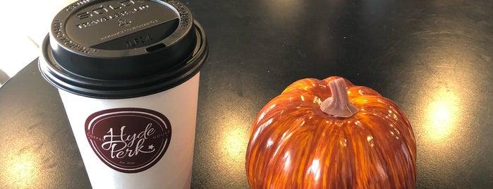 Hyde Perk Coffee is one of Boise Trip.