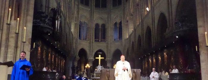 Notre Dame Katedrali is one of Hernan'ın Beğendiği Mekanlar.