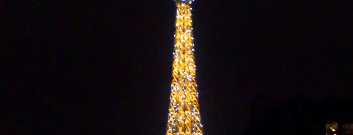 Eyfel Kulesi is one of Hernan'ın Beğendiği Mekanlar.
