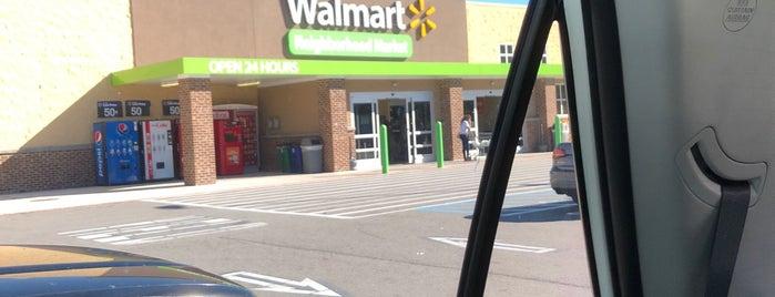 Walmart Neighborhood Market is one of Tempat yang Disukai Merilee.