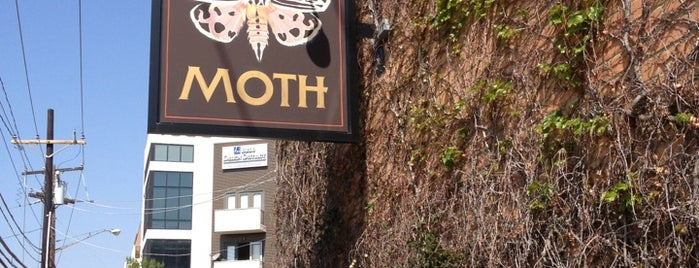 Meddlesome Moth is one of Favorite Brunch Spots.