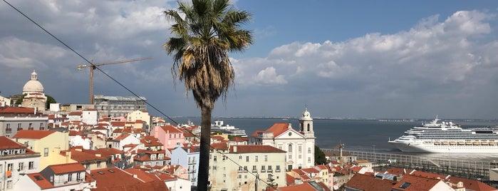 Miradouro do Castelo de São Jorge is one of Lisbona - wish list.