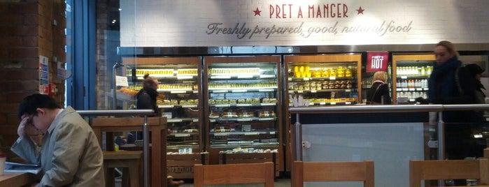 Pret A Manger is one of Posti salvati di Daniele.