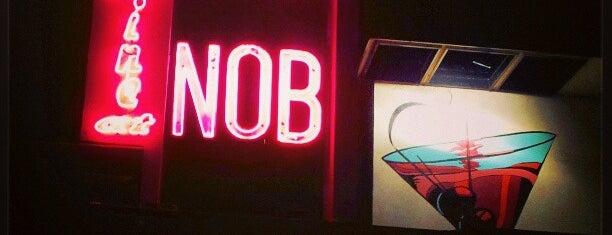 HobNob Restaurant &  Cocktail Lounge is one of Orte, die Susan gefallen.
