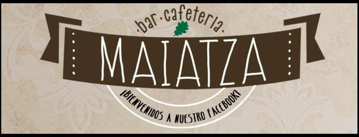 Maiatza is one of san sebastian, spain.