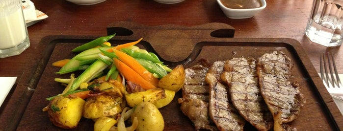 Günaydın Kasap & Steakhouse is one of Favorite Food.