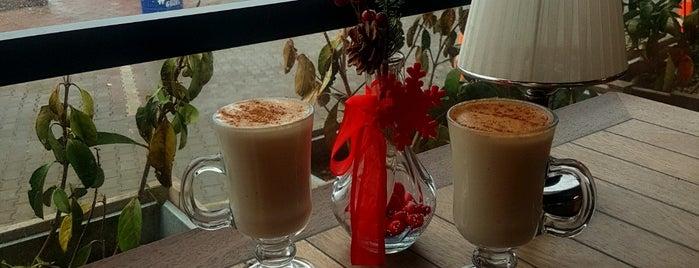 Delfina Restaurant Cafe Bar is one of สถานที่ที่ Staar 🌟★🌟 ถูกใจ.