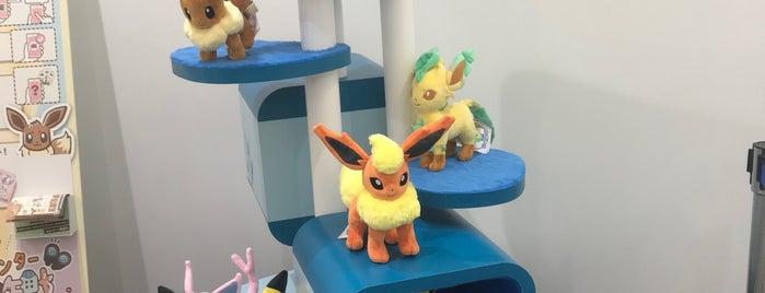 Pokémon Center Tokyo DX is one of Tokyo.