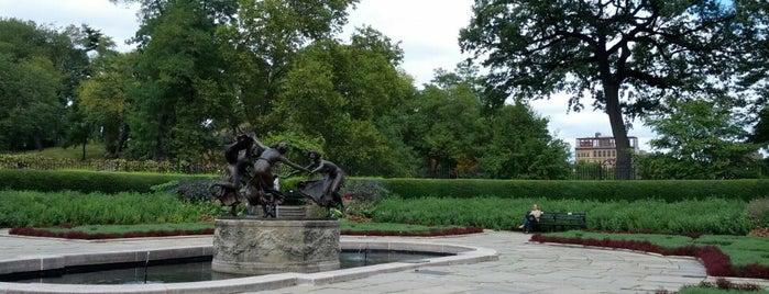 Conservatory Garden is one of NEW YORK CITY : Manhattan in 10 days! #NYC enjoy.