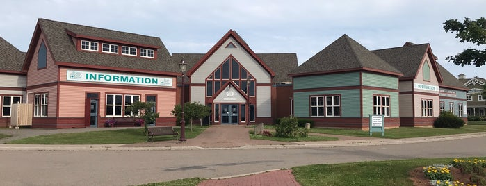 Pei Information Centre is one of Le Moncton.