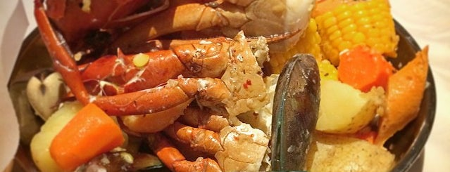 Dancing Crab Jakarta - Lousiana Seafood is one of Jakarta.