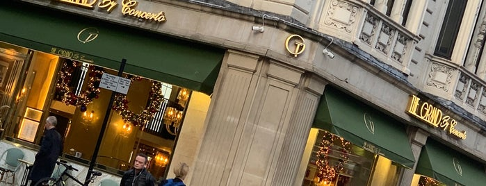 The Grand by Concerto is one of London Restaurants 2/2.