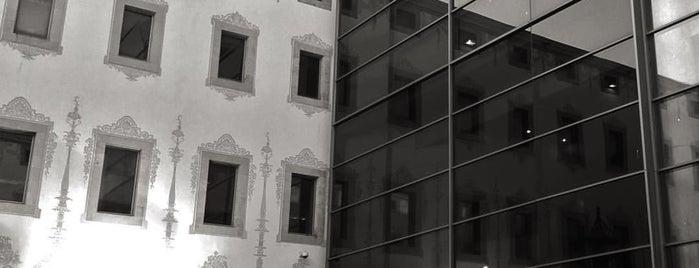 Centre de Cultura Contemporània de Barcelona (CCCB) is one of #myhints4Barcelona.