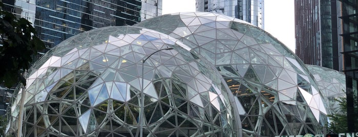 Amazon - The Spheres is one of Lieux qui ont plu à Toy.