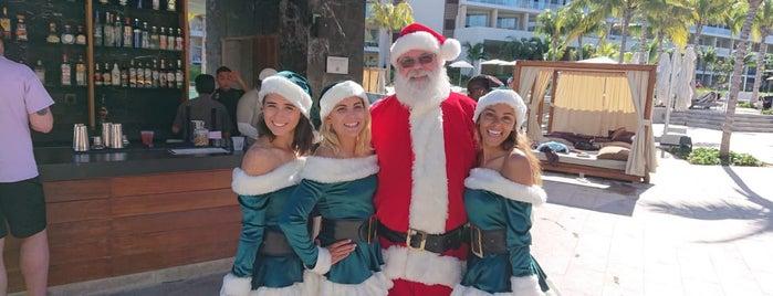 TRS Coral Hotel Playa Mujeres is one of สถานที่ที่ Ernesto ถูกใจ.