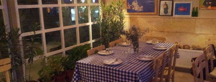 Zozo Deniz Ürünleri Lokantası is one of Ankara Gourmet #1.