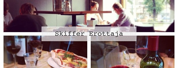 Skiffer is one of Locais salvos de Salla.