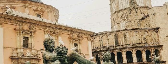 Plaza de la Virgen is one of All-time favorites in Spain.