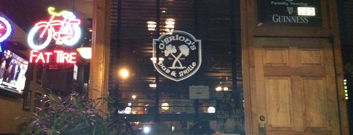O'Brion's Pub & Grille is one of Top picks for Bars.